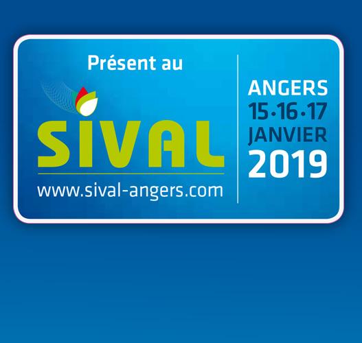 DUTRIE SAS sera présent au SIVAL d'Angers les 15, 16 et 17 janvier 2019