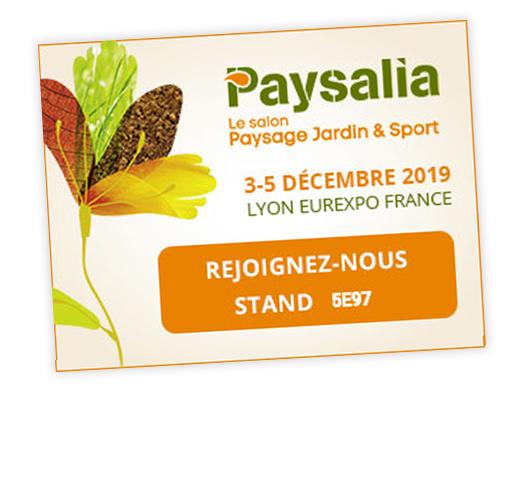 DUTRIE SAS participe au SALON PAYSALIA les 3-4-5 Décembre 2019  – EUREXPO LYON
