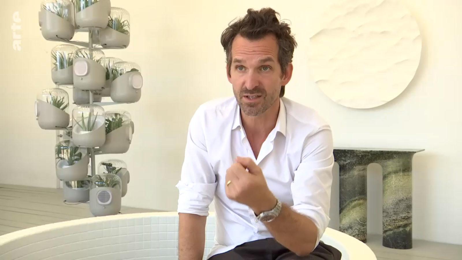 DUTRIE SAS participe à une nouvelle réalisation de Mathieu LEHANNEUR / Designer, découvrez la vidéo sur ARTE !